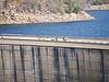 Kariba Dam wall by acidwashtofu in Flickr